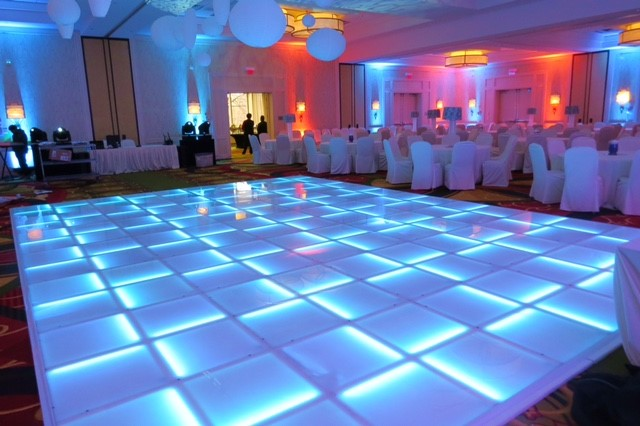 Led Dance Floor Rental Ft Lauderdale Miami West Palm Beach South