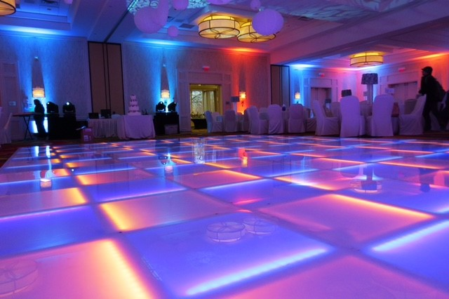 Led Dance Floor Rental Ft Lauderdale Miami West Palm